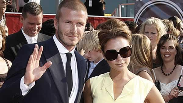 Дэвид и Виктория. Счастливы вместе