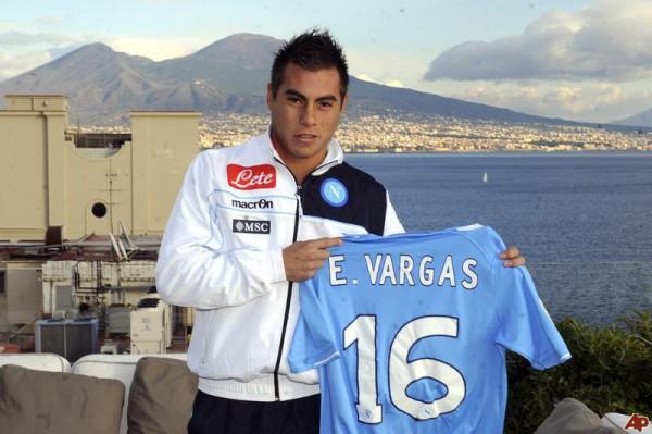 Эдуардо Варгас вызывает интерес украинского клуба