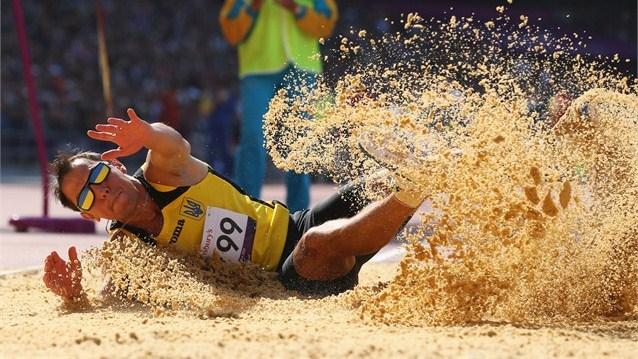 Катышев взял золото в прыжках в длину