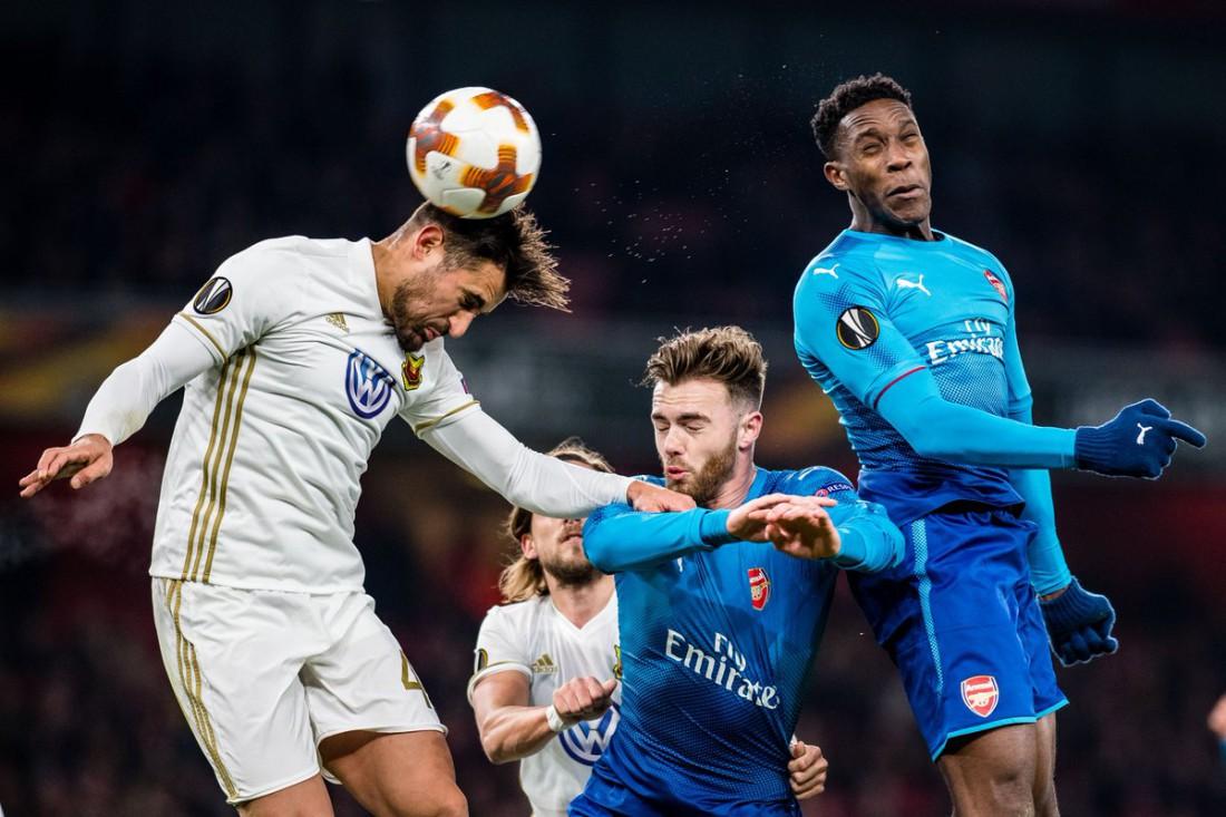 Арсенал проиграл Эстерсунду, но прошел дальше по сумме двух матчей