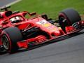 Феттель показал лучшее время на третьей практике перед Гран-при Бельгии