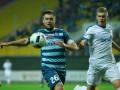 Олимпик ушел от поражения в матче с Днепром