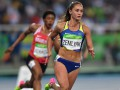 Украинские легкоатлетки квалифицировались в финал в эстафете 4 по 400 метров