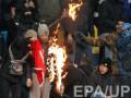 Фаны Динамо показали, как провоцировали турецких болельщиков