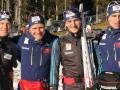 Биатлон: Украина в шаге от медали, Россия на финише упустила победу