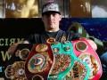 WBA отреагировала на отказ Усика от пояса