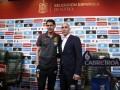 ЧМ-2018: Сборная Испании провела первую тренировку с новым тренером