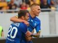 Динамо разгромило Львов