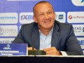 Григорчук поставил себе цель вывести клуб в группу Лиги чемпионов