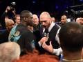 Уайлдер дал совет Фьюри как выбраться из депрессии и вернуться в бокс