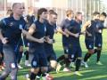 Настрой по-одесски. Как Черноморец тренировался перед матчем с албанцами