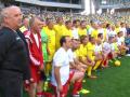 Украина обыграла Грузию в матче среди ветеранов