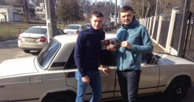 Капитан Стали Каленчук ездит на самом брутальном автомобиле в Премьер-Лиге