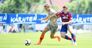 Шахтер - Юрдинген 1:1 видео голов и обзор товарищеского матча