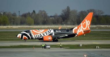 Шахтер показал, как красили новый клубный самолет