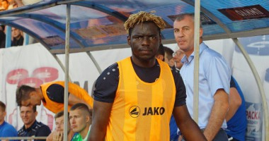 Динамо подписало нигерийского полузащитника - СМИ