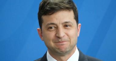 Зеленский на футболе: реакция президента на гол в ворота Динамо