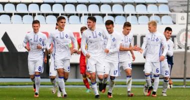 Академия Динамо оказалась в семерке лучших Европы