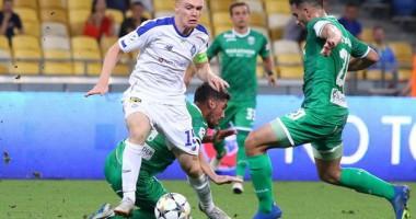 Динамо - Карпаты 1:1 видео голов и обзор матча УПЛ