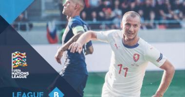 Словакия - Чехия 1:2 видео голов и обзор матча Лиги нации