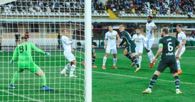 Ворскла — Шахтер 0:2 видео голов и обзор матча чемпионата Украины