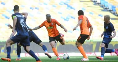 Шахтер - Десна 3:2 видео голов и обзор матча чемпионата Украины