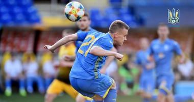 Украина - Днепр-1 2:1 видео голов и обзор товарищеского матча