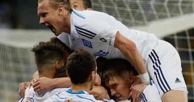 Динамо прибыло на игру с Шахтером в Харьков