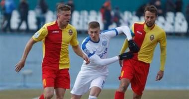 Днепр - Звезда 1:0 Видео голов и обзор матча чемпионата Украины