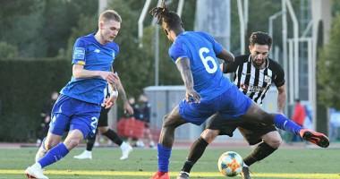 Динамо - Нефтчи 2:1 видео голов и обзор товарищеского матча