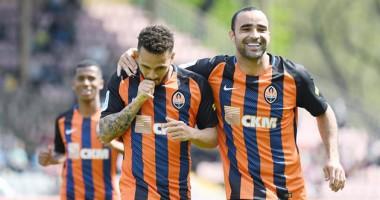 Мариуполь - Шахтер 0:1 видео гола и обзор матча