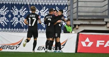 Заря - Ворскла 4:0 Видео голов и обзор матча