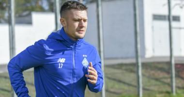 Вингер Динамо иронично прокомментировал увольнение Михайличенко