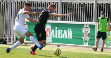 Колос - Заря 0:2 видео голов и обзор матча чемпионата Украины