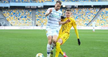 Динамо — Рух 3:0 видео голов и обзор матча Чемпионата Украины