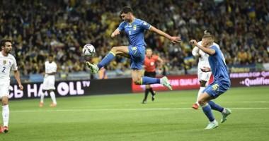 Украина - Франция 1:1 видео голов и обзор матча