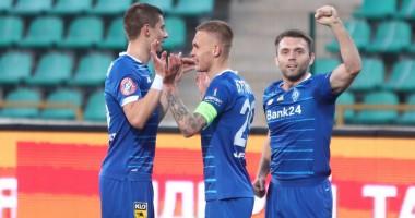 Ворскла — Динамо 1:5 видео голов и обзор матча чемпионата Украины