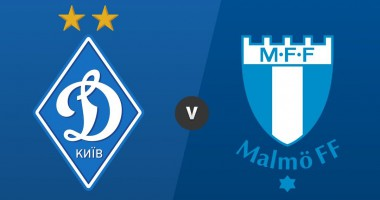 Динамо - Мальме: видео онлайн трансляция матча