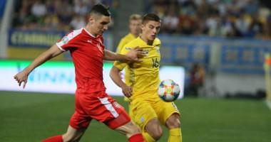 Украина - Сербия 5:0 видео голов и обзор матча отбора на Евро-2020