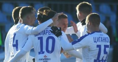 Десна - Динамо 1:2 видео голов и обзор матча чемпионата Украины