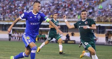 Ворскла - Динамо Киев 0:0 Обзор матча чемпионата Украины