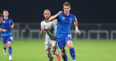 Динамо - Легия 0:2 Видео голов и обзор товарищеского матча