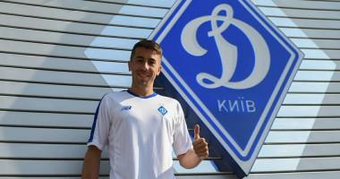 Новичок Динамо попал в стартовый состав на матч против Шахтера