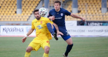 Минай — Ингулец 0:1 Видео гола и обзор матча чемпионата Украины