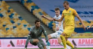 Динамо - Александрия 1:0 видео гола и обзор матча