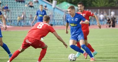 Десна — Верес 0:4 видео голов и обзор матча чемпионата Украины