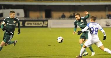 Ворскла - Днепр 1:0 Видео гола и обзор матча
