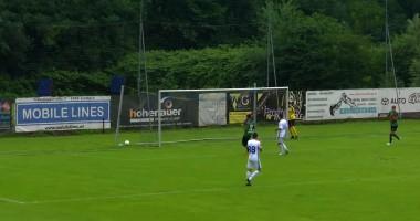 Динамо - Ваккер 3:0 Видео голов и обзор матча