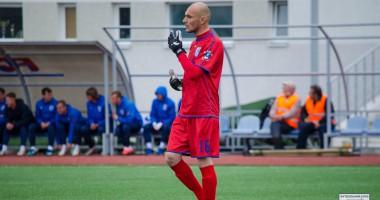 Вратарь Николаева получил сотрясение мозга и перелом челюсти в матче против Колоса