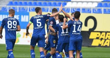 Олимпик - Динамо 1:4 видео голов и обзор матча чемпионата Украины